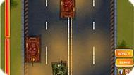 Игра Гонки в танке