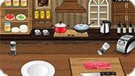 Игра Вкусная говядина
