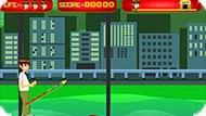 Игра Бен Тен: инопланетная сила