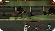 Игра Зомби и Бен 10