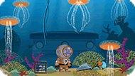 Игра Водолаз в море