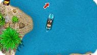 Игра Моторная лодка