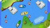 Игра Управляйте лодкой