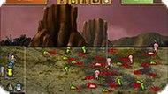 Игра Уничтожьте всех пришельцев