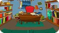 Игра Комната с книгами