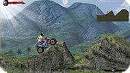 Квадроцикл: гонка