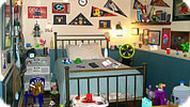 Игра Ищем предметы в комнате