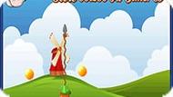Игра Лопаем шары