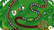Игра Цветные жуки