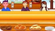 Игра Делаем гамбургеры