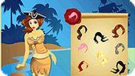 Игра Пиратский костюм