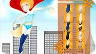 Игра Супер-героиня