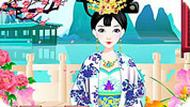 Игра Китайский наряд