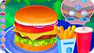Игра Чизбургер