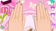 Игра Стильные ногти