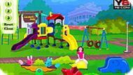 Игра Детская площадка