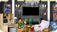 Рождество: комната