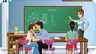 Игра Влюблённые студенты