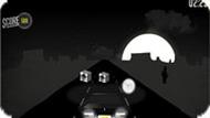 Игра Чёрный гонщик