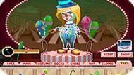 Игра Костюм клоуна