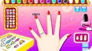 Игра Цветной маникюр