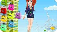 Игра Новое красивое платье