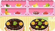 Игра Самый красивый торт