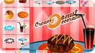 Игра Шоколадные пончики