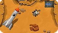 Игра Приключение на Марсе