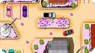 Игра Парковка для девочек