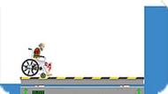 Игра Гонки на колясках