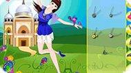Игра Принцесса бабочка