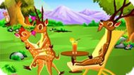 Игра Два оленя