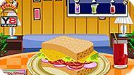Игра Бутерброд с индейкой