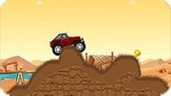 Игра Джип в пустыне