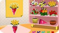 Игра Цветы от Даши