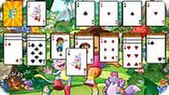 Игра Карты с Дашей Путешественницей