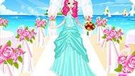 Игра Свадьба на берегу моря