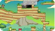 Игра Приключения динозавров