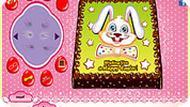 Игра Торт с кроликом