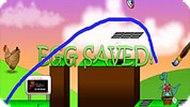 Игра Корзина яиц