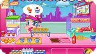 Игра Бар мороженого