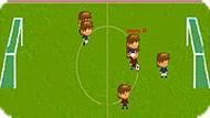Игра Футбол три на три