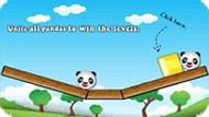 Игра Две панды