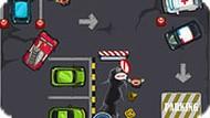 Игра Пожарная машина 3