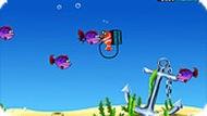 Игра Стреляй рыб