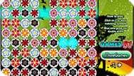 Игра Цветы два в ряд