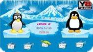 Игра Накорми пингвинов