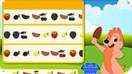 Игра Веселые овощи