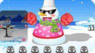 Игра Весёлый снеговик